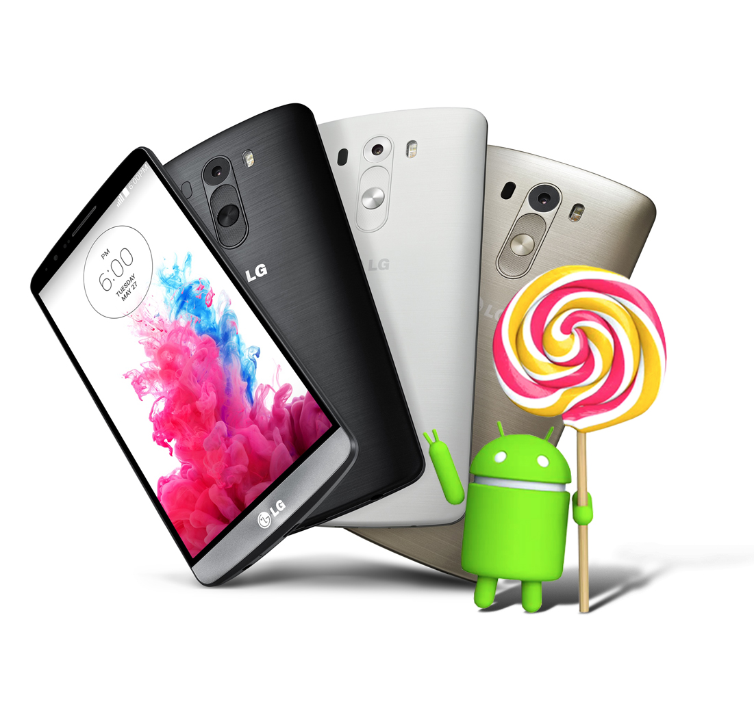 Android 5.0 – bude LG rychlejší než Google v aktualizacích
