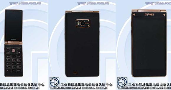 Gionee W900 – véčko se dvěma Full HD displeji