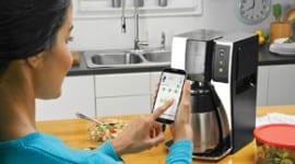 S Mr.Coffee od Belkinu si připravíte kávu z telefonu