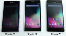 Sony se pochlubilo čistým Androidem 5.0 na Xperiích Z3, Z2 a Z1 [AOSP, video]