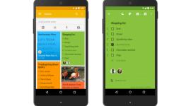 Google Keep – nově můžete sdílet poznámky