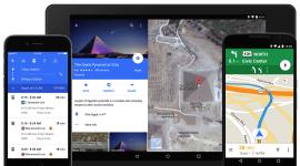 Nová aktualizace lehce zlepšuje Google Mapy