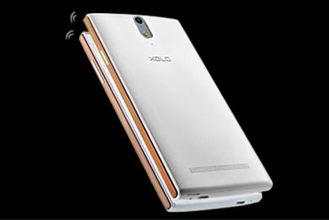Xolo Q1020 potěší dřevěnými prvky