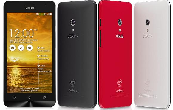 Asus představil nový ZenPhone 5 Lite na Filipínách