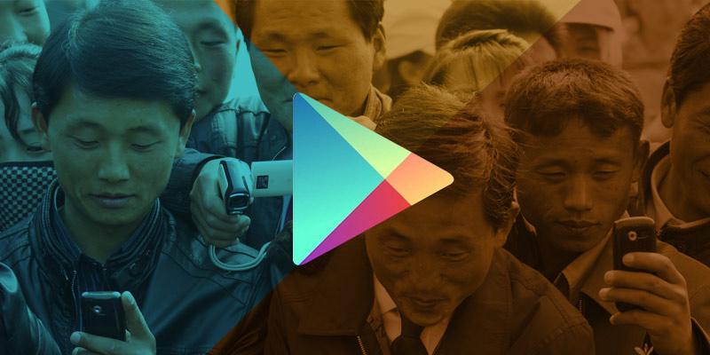 Číňani mohou prodávat aplikace na Google Play