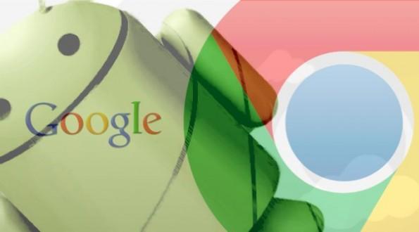 Počet uživatelů používajících Google Chrome na platformě Android roste