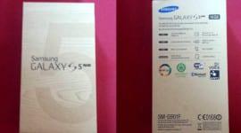 Samsung Galaxy S5 Plus nyní dostupný v Evropě