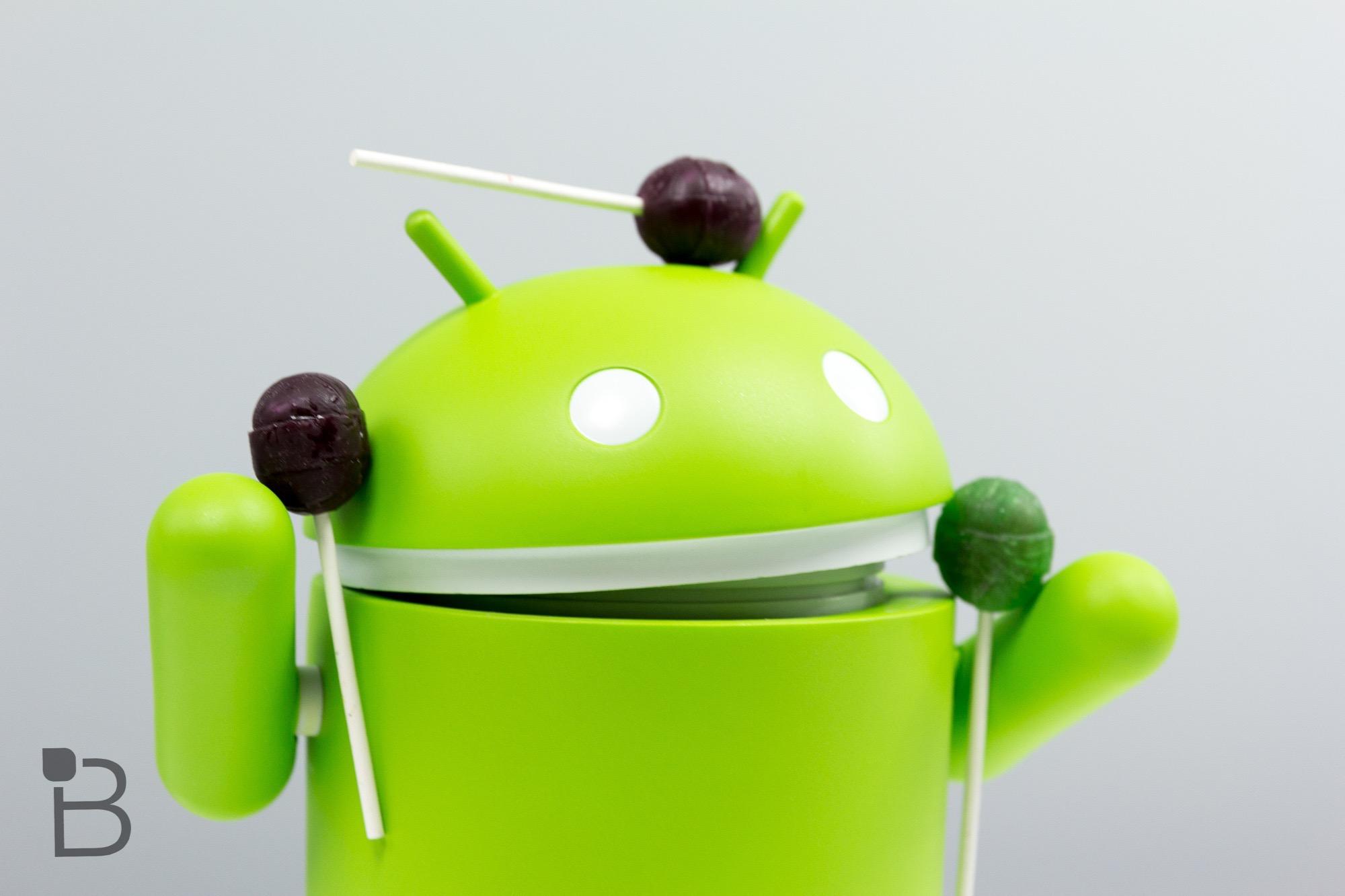 Android 5.0 – nahrávejte dění na obrazovce bez rootu
