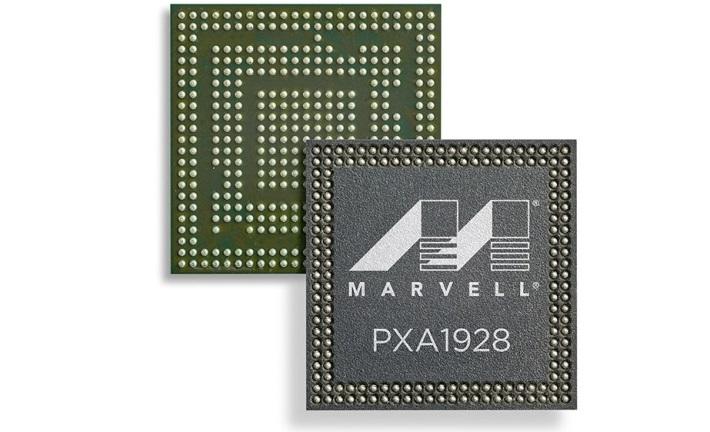 Marvell představil osmijádrový 64bitový procesor
