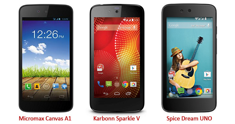 micromax-spice-karbonn-android-one
