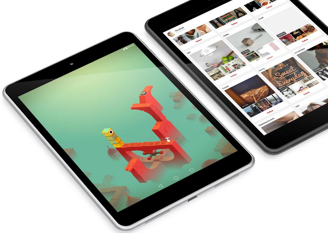 Nokia se vrací k Androidu, představila tablet N1 s Lollipopem [Aktualizováno]