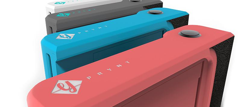 Prynt je projekt malé chytré tiskárny