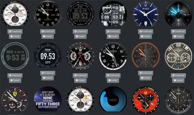 Výrobci mechanických hodinek bojují proti kopírování ciferníků pro chytré hodinky