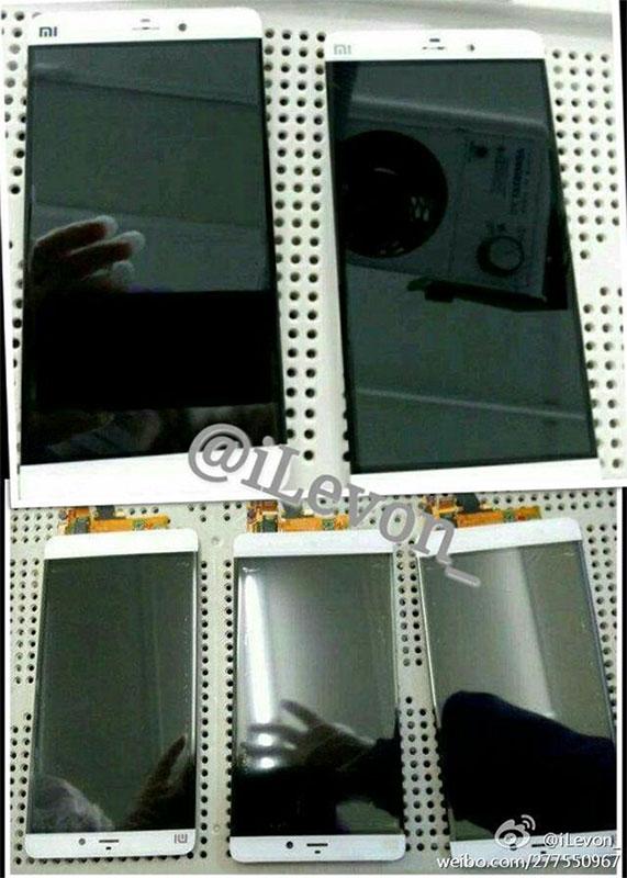Údajné fotografie Xiaomi MI5