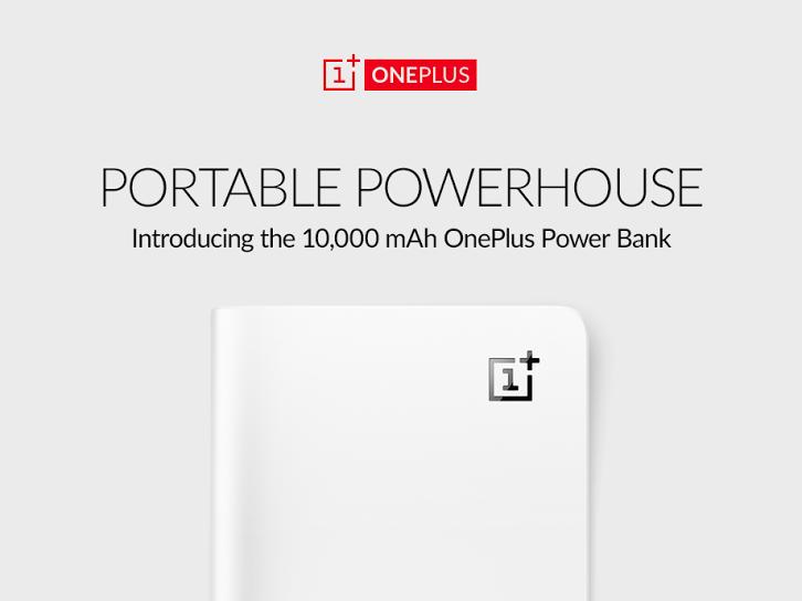 OnePlus slaví a představuje vlastní power banku