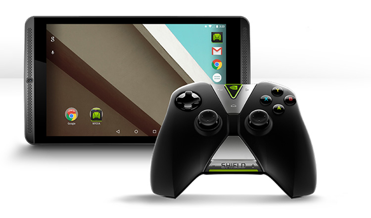 Nvidia Shield tablet – nejvýkonnější tablet, nebo jen nafouklá bublina? [recenze]