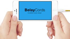 BelayCords - konec útrap s USB kabely (brzy i v ČR)