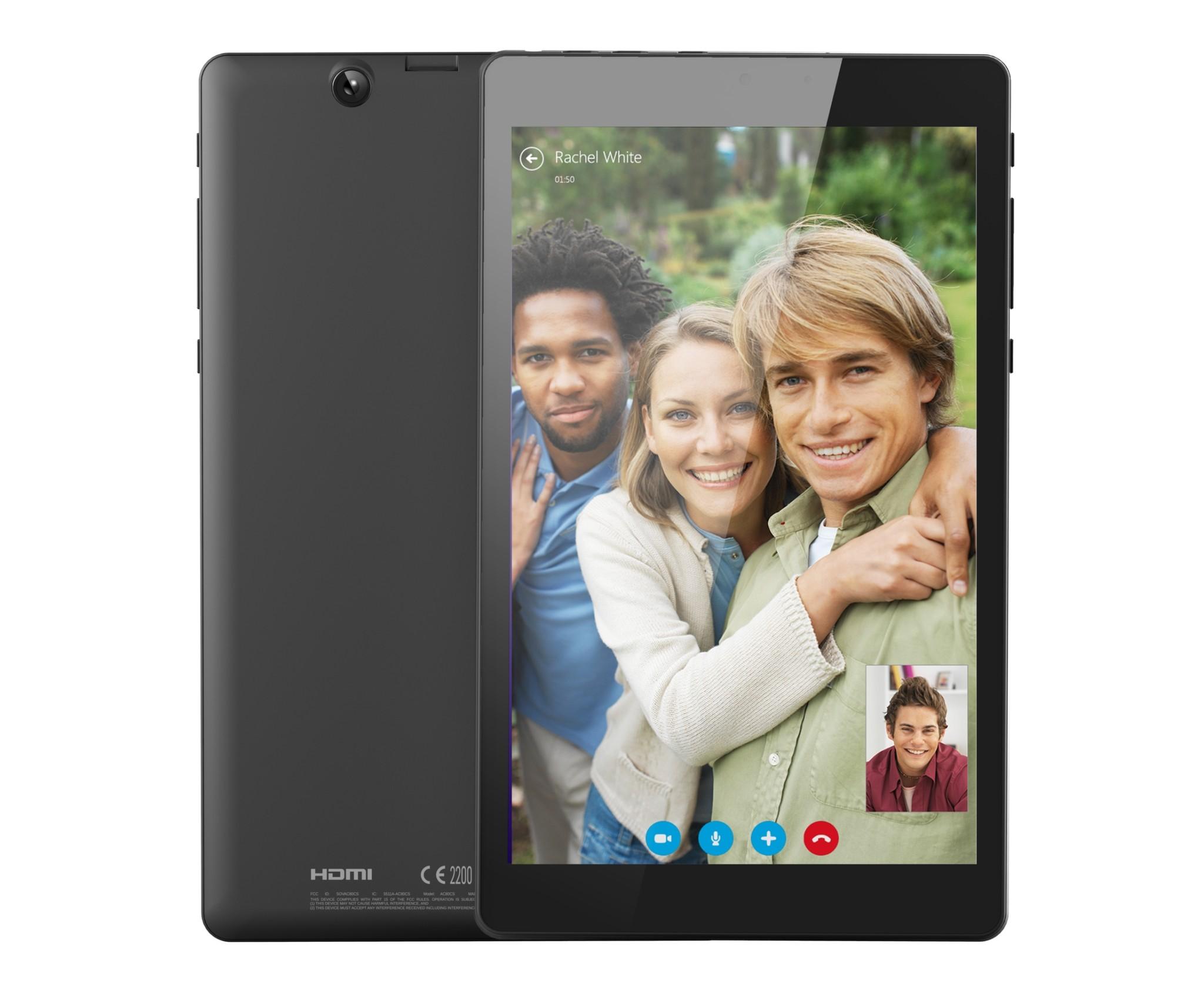 Archos 80 Cesium – tablet s Windows 8.1 pod 150 dolarů