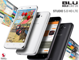 BLU Products STUDIO 50 HD LTE