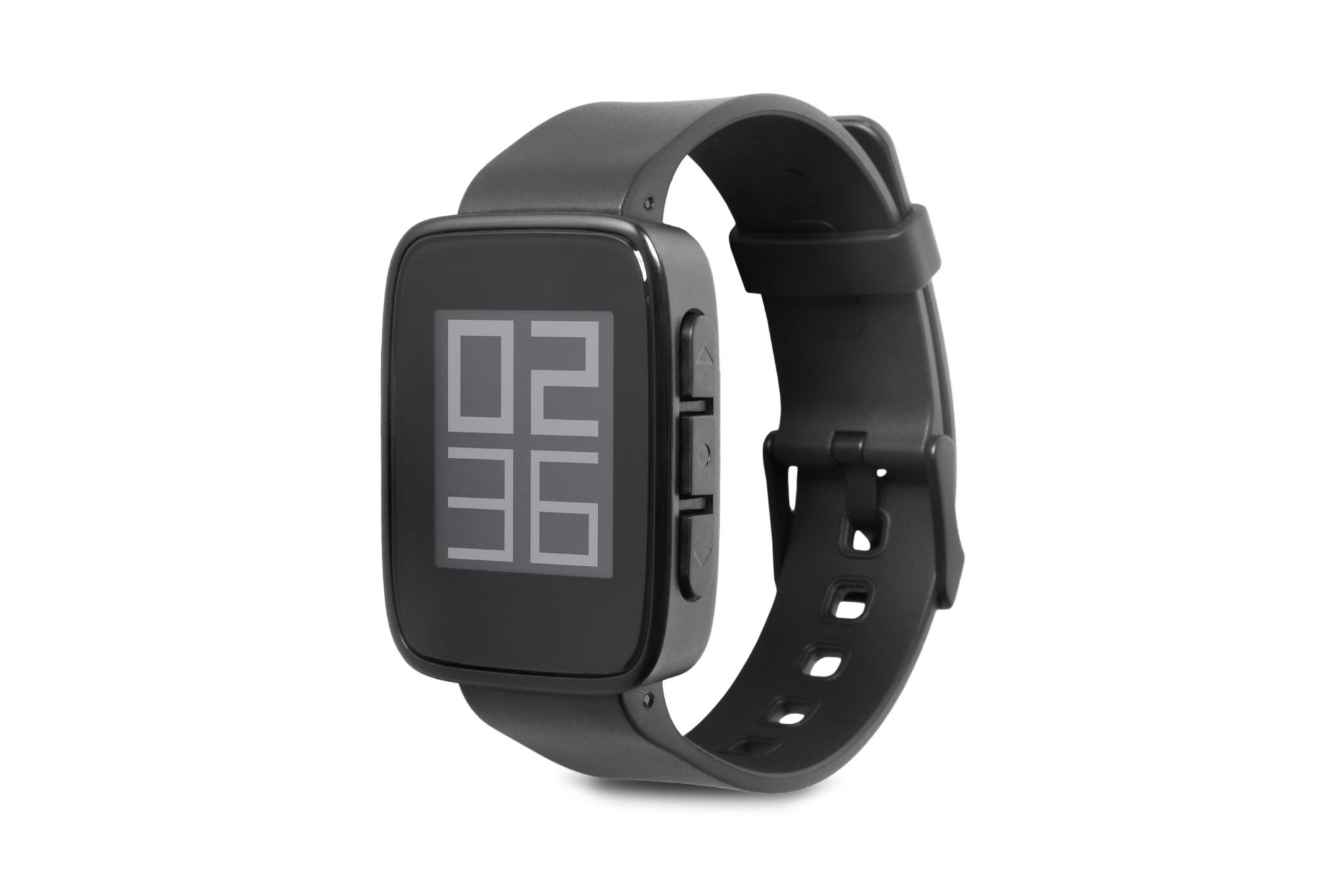 Goclever uvedl chytré hodinky Chronos Eco