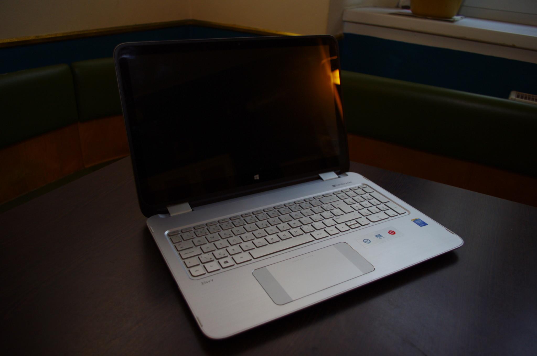 HP Envy x360 – levný a ohebný [recenze]