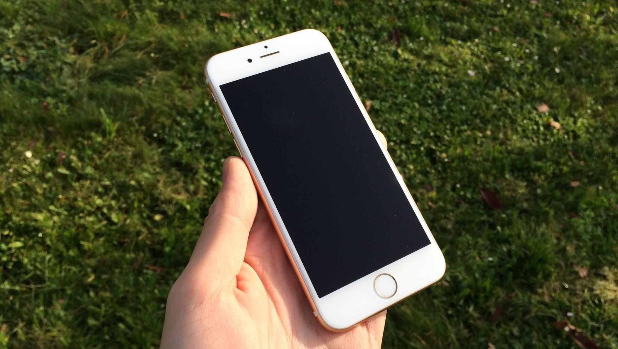 Apple iPhone 6 – větší než obvykle [recenze]