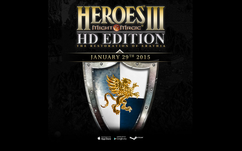 Vyšla hra Heroes of Might and Magic III HD pro Android a iOS [aktualizováno]
