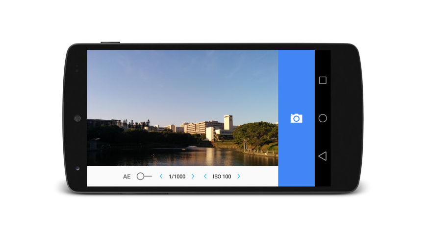 Nexus 5 – Fotografování ve formátu RAW