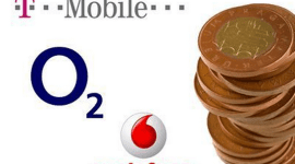 Vánoční statistika – O2, T-Mobile a Vodafone