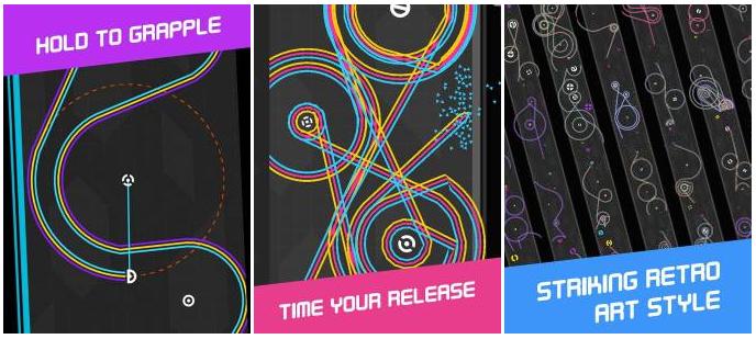One More Line – vyzkoušejte si postřeh a nervy [Android, iOS]