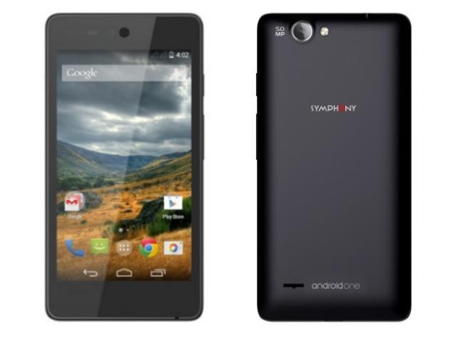 Symphony Roar A50 rozšiřuje řadu Android One