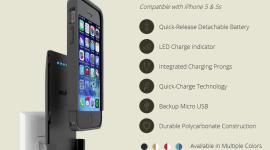 Prong PWR kryt vás zbaví problémů s energií u iPhonů