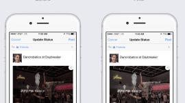 Facebook zavádí automatické vylepšení fotografií