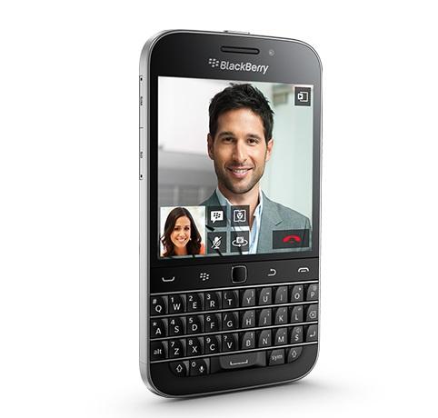 BlackBerry uvádí nový model Classic