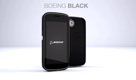 "Boeing Black – smartphone s ""autodestrukcí"""
