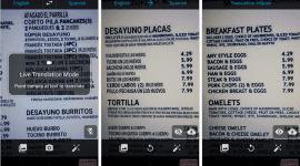 Google Překladač – nová verze už může obsahovat Word Lens