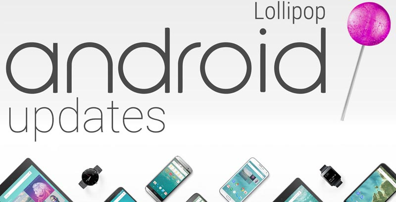 Uvolněn Android 5.0.2 pro Nexus 7 WiFi (2012) [aktualizováno]