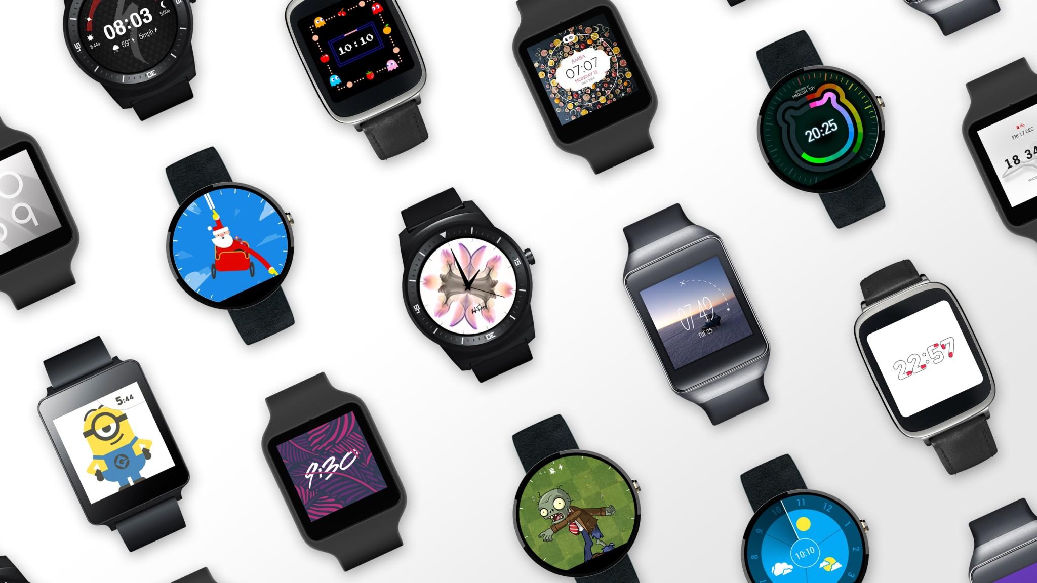 Android Wear 5.0, Facer, nová API a mnoho dalšího