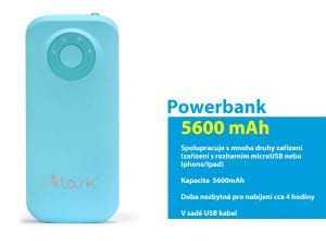 powerbank czeski