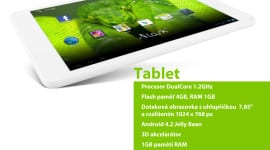 Vánoční soutěž o tablet a 10 power bank