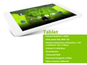 tablet czeski
