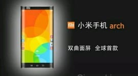 Xiaomi Arch – novinka se zakřiveným displejem? [spekulace]