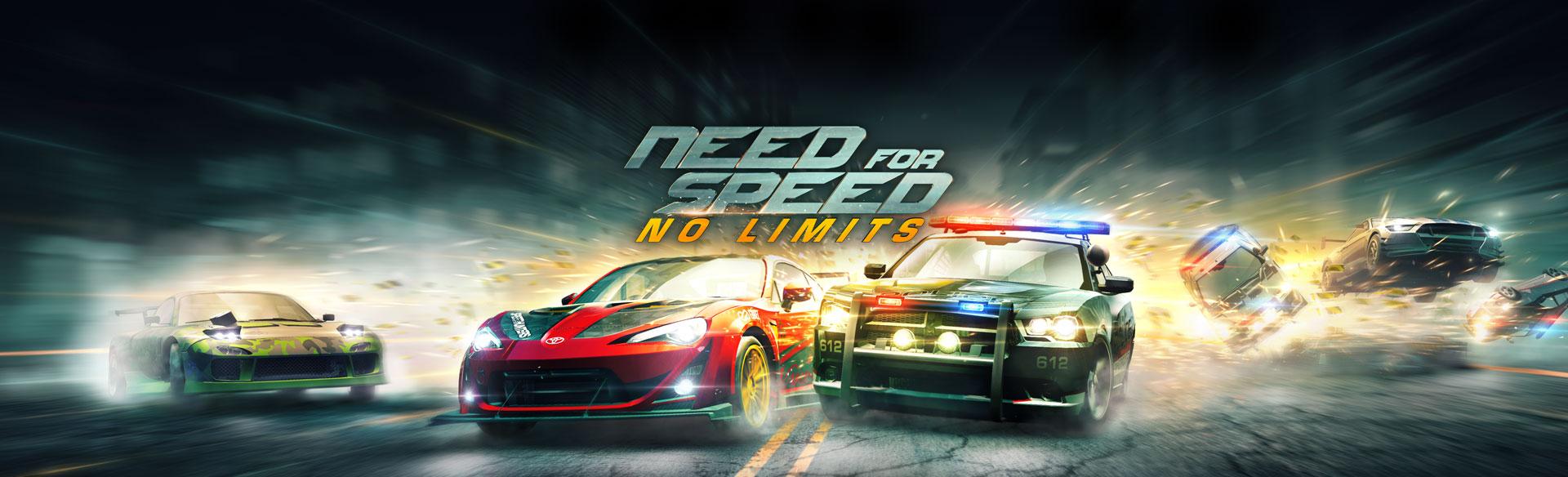 Need for Speed: No Limits přijíždí [aktualizováno]