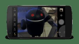 Manual Camera využívá možnosti Androidu 5.0 Lollipop