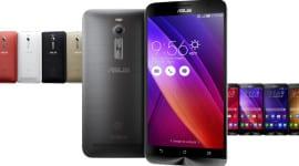 ASUS ZenFone 2 se 128GB interní pamětí nalezen v indickém Flipkart