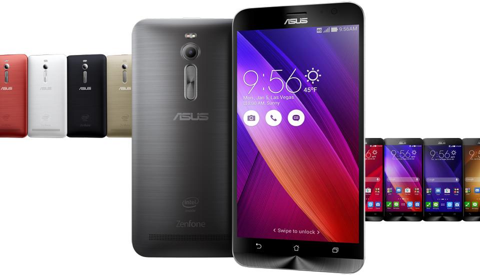 ASUS ZenFone 2 – 4GB RAM v mobilu se stává realitou