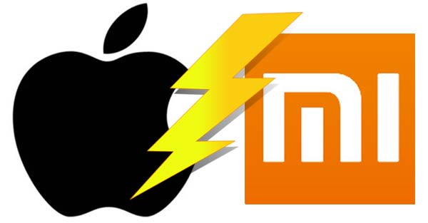 Apple-vs-Xiaomi