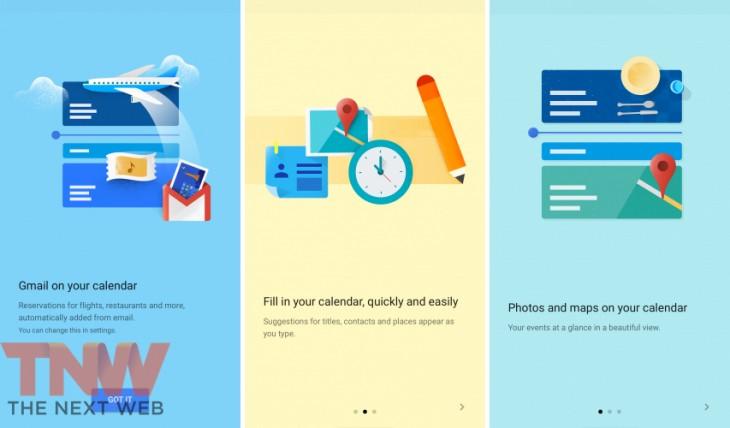 Google Kalendář 5.5.9 – nové API a odložení oznámení