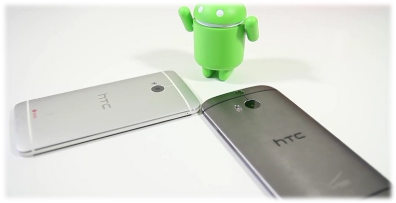 HTC One (M8) – aktualizace na Android 5.0