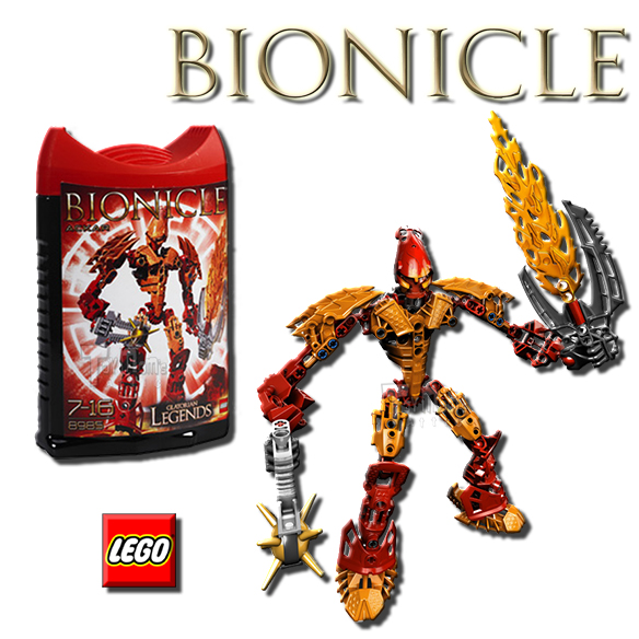 LEGO-BION-8985NBKG